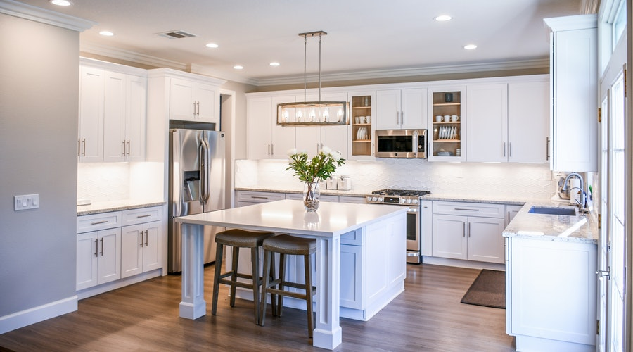 The Best Paint Colors for Kitchen Cabinet