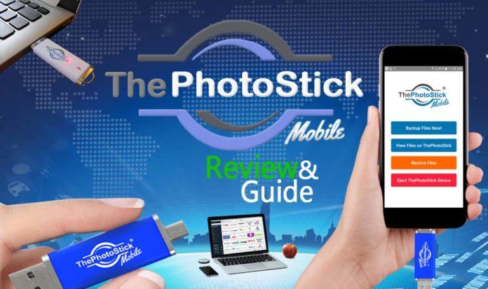 PhotoStick
