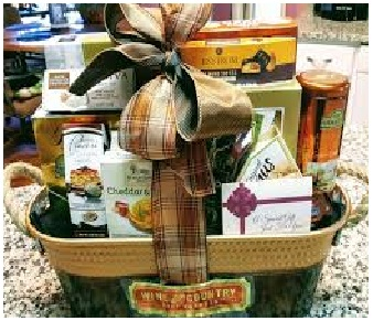 A Love Gift Basket