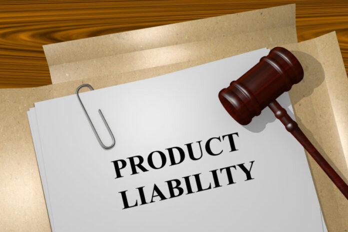 Product Liability Injury Claim
