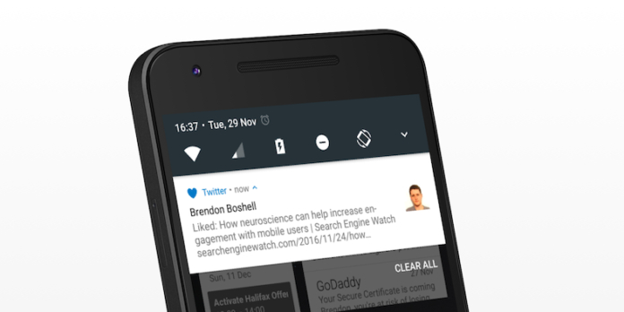 Android Push Notifications
