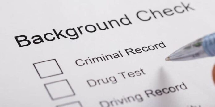 Pre-employment Background Check