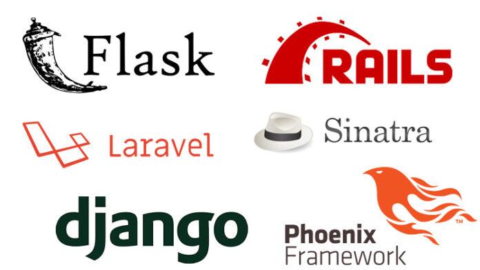 The Most Popular Back-End Frameworks for Web Development