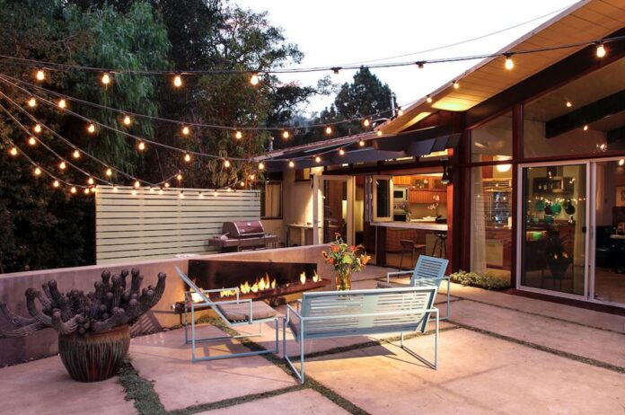 Guidelines for Determining Space For Outdoor Entertaining