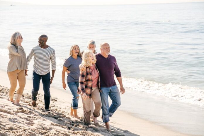Social Life in Retirement