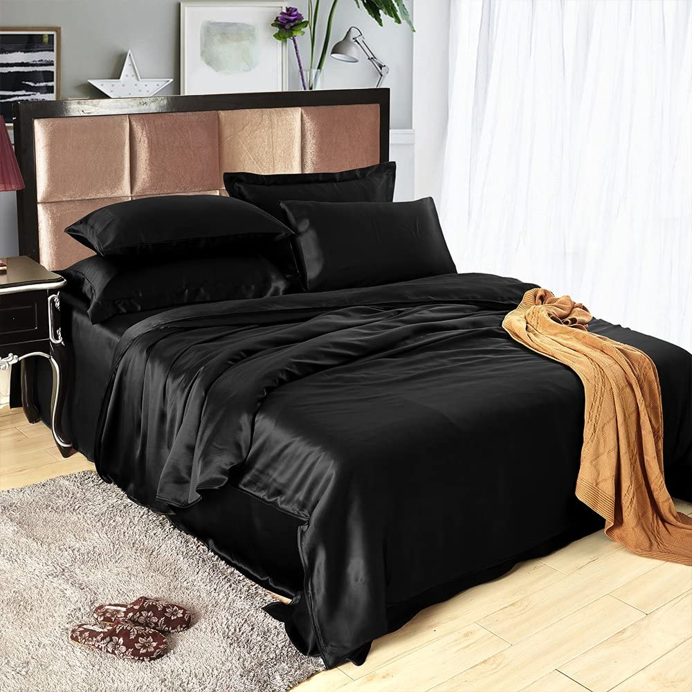 Why Should You Consider Buying Silk Bedding Over Other Fabrics?
