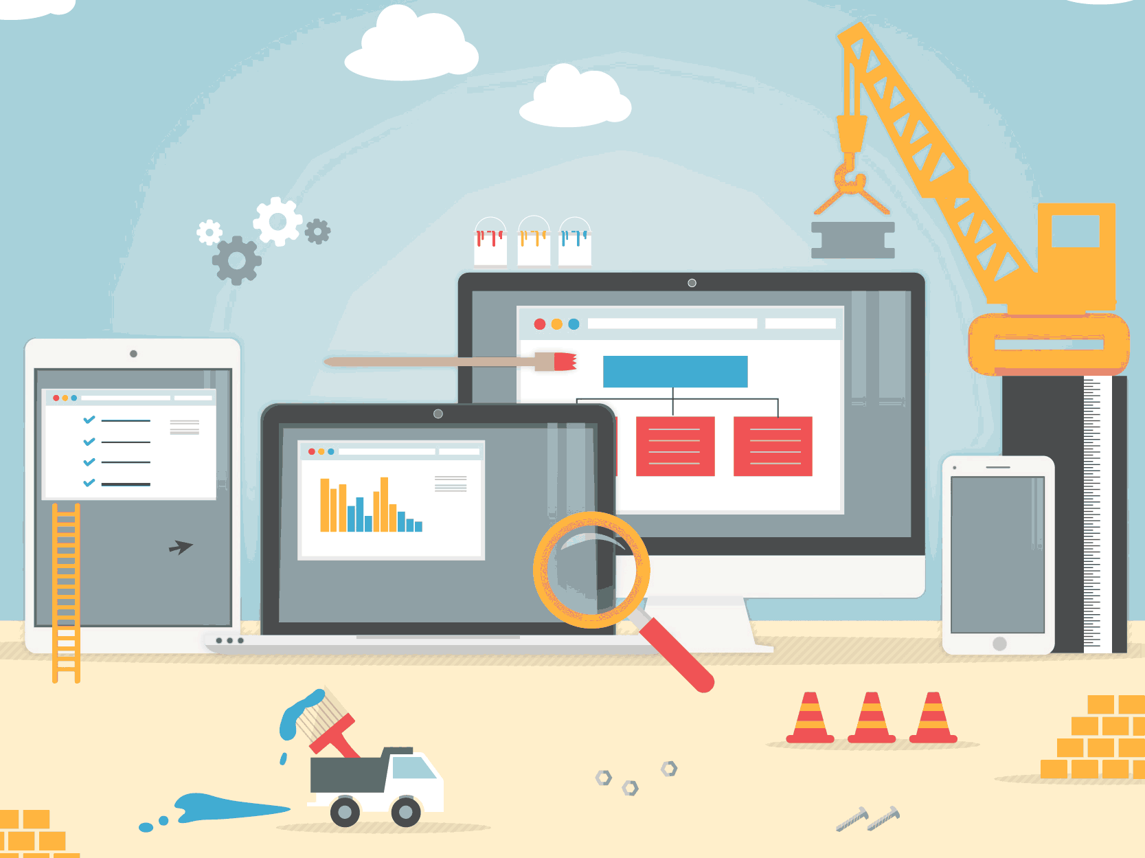 What Is Website Builder and How It Works Along with Its Pros?