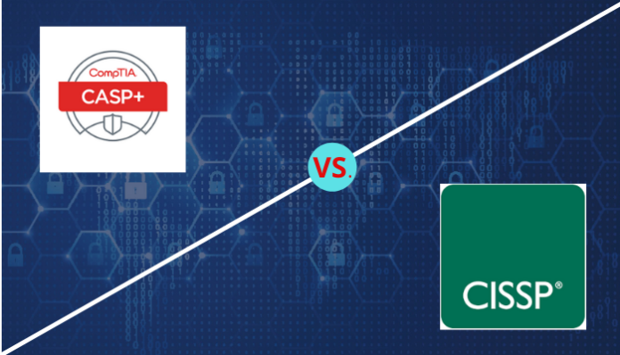 COMPTIA SECURITY+ VS. CASP CERTIFICATION