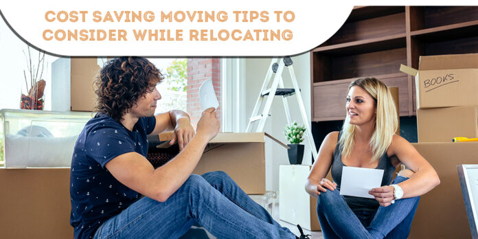Cost-saving moving tips