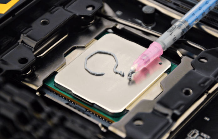 How Much Thermal Paste Should I put on My CPU