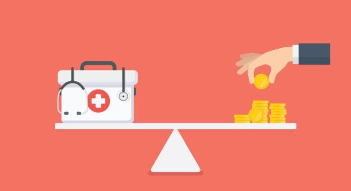 Money vs Health