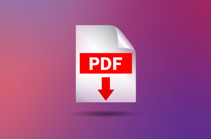 The Course Of Action Needed To Convert Your PDF Files