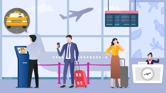 Automate Your Airport Transfer Business seamlessly with an advanced taxi dispatch solution